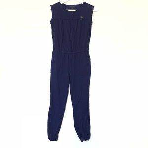 Tommy Hilfiger Navy Blue Jumpsuit, Size 10